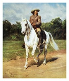 Buffalo Bill Prints by Rosa Bonheur
