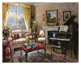 The Music Room Posters by  Foxwell