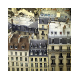 Paris Rooftops I Prints by Alicia Bock