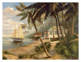 Key West Hideaway Posters av Enrique Bolo