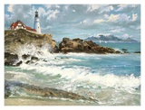 Lighthouse Prints by Lidia Dynner