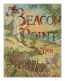 Beacon Point Posters par Janet Kruskamp
