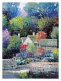 English Hideaway Prints by Kent Wallis