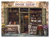 Book Shop Prints by Sung Kim