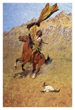 If Skulls Could Speak Posters by Frederic Sackrider Remington