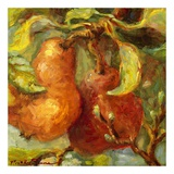 Pear Duet Prints by Nicole Etienne