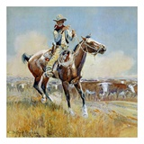 Beef for the Fighters Prints by Charles Marion Russell