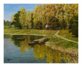 End of the Summer Prints by  Hilger