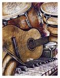 Fiesta II Posters by Janet Blumenthal