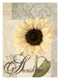 Solskin Kunst af Maria Woods