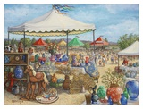 Antique Fair Prints by Janet Kruskamp