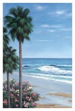 Beach Place Prints by Diane Romanello