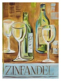 Zinfandel Prints by Jennifer Sosik