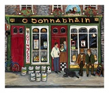 Irish Pub Posters by Suzanne Etienne