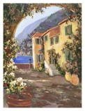 Tuscan Arch View Poster von Allayn Stevens