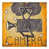 Camera Prints by Janet Kruskamp