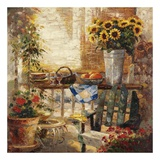 Trina's Potting Bench Prints