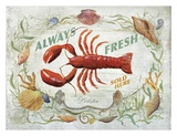 Lobster Posters by Scott Jessop