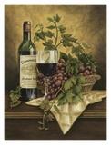 Vino de Francia I Láminas por Anne Browne