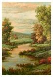 Lac d'Avignon Prints by  Pierre