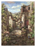 Assisi Print by Trivani 