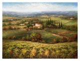 Villa d'Calabria Prints by  Hulsey