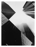North Michigan Avenue Highrises Prints by Alex Fradkin