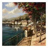Bellagio Harbor Posters by  Paline