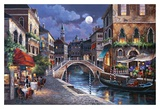 Streets of Venice II Prints by James Lee