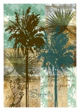 Palm I Posters by Maeve Fitzsimons
