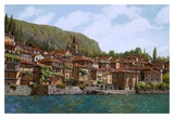 Bellano Sul Lago Di Como Prints by  Furtesen