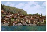 Bellano Sul Lago Di Como Prints by  Furtesen