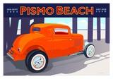 Pismo Beach Posters by David Grandin