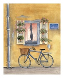 French Bicycle I Posters by Katharine Gracey