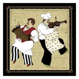 Musical Chefs I Posters