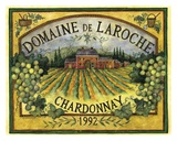 Domaine DeLaroche Prints by Susan Winget