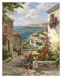 Buena Vista II Prints by  Paline