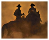 Knight Riders Prints by Bobbie Goodrich