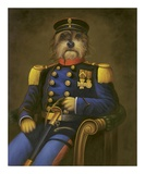 General Hund Poster von  Massy
