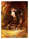The Tango Posters by Richard Judson Zolan