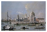 Dogana of Venice Prints by Francesco Guardi