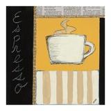 Espresso Posters af Jan Weiss