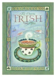Irish Tea Posters by Sue Williams