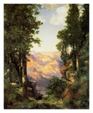 The Grand Canyon, 1912 Posters by Thomas Moran