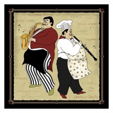 Musical Chefs II Prints