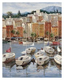 Terracotta Harbor Affiches par Furtesen 