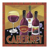 Vintage Wine I Prints by Jennifer Brinley
