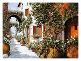 Porta Rossa e Archi Posters by  Furtesen