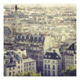 Paris Calling Posters by Irene Suchocki