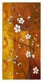 Cerezos en Flor VI Posters by  Clunia